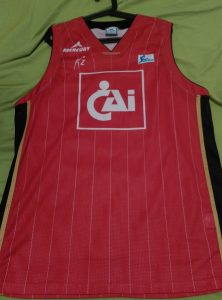 Basket Zaragoza Unknown Home kit