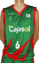Cajasol Sevilla 2013 – 2014 Home kit