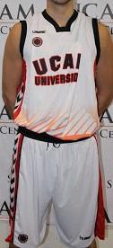 UCAM Murcia 2012 – 2013 away kit