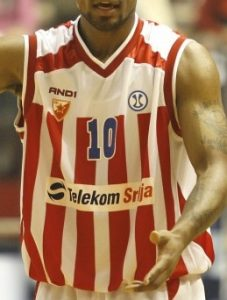 Red star Belgrade 2007 – 2008 Home kit