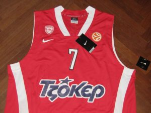 Olympiacos B.C. 2011 – 2012 third kit