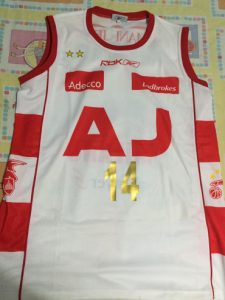 Armani Jeans Milano 2007 – 2008 away kit