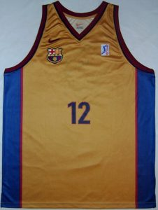 Barcelona Unknown kit