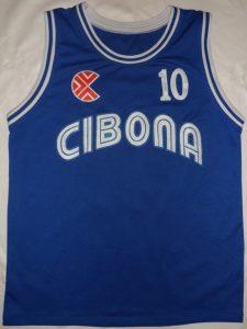 Cibona Zagreb Unknown Home kit