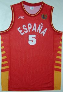Spain Unknown Home kit