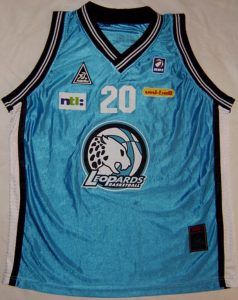 Essex Leopards Unknown Home kit