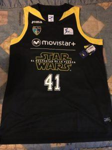Estudiantes 2015 – 2016 star wars special edition jersey