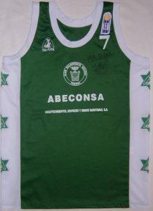 Abeconsa Ferrol Baloncesto Unknown Home kit