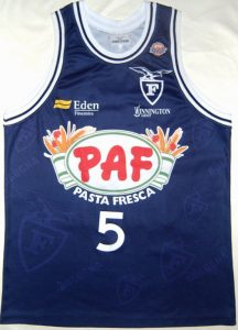 PAF Bologna 1999 – 2000 away kit