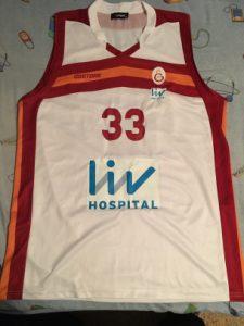 Galatasaray 2014 – 2015 away kit