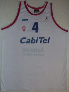Gijón baloncesto Unknown Home kit
