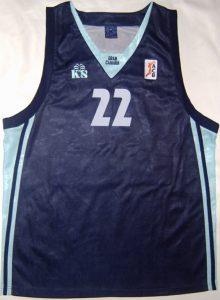 Gran Canari Baloncest Unknown kit