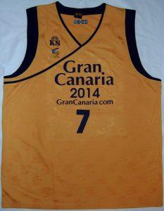 Gran Canaria Baloncesto Unknown Home kit