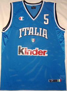 Italy Unknown home jersey