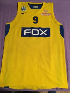 Maccabi Tel Aviv Unknown – Unknown Home kit