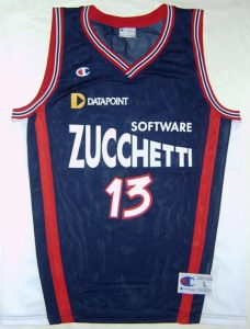 Montecatini Terme Basketball Unknown Home kit