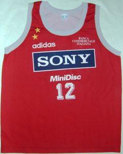 Olimpia Milano Unknown Home kit