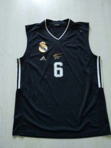 Real Madrid 2001-2002 away jersey