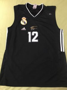 Real Madrid 2002 – 2003 away kit