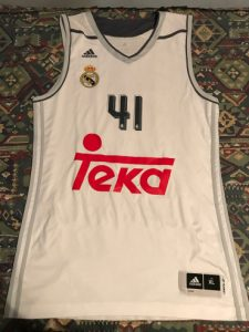 Real Madrid 2015 – 2016 Home kit
