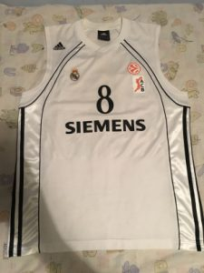 Real Madrid 2005 – 2006 Home kit