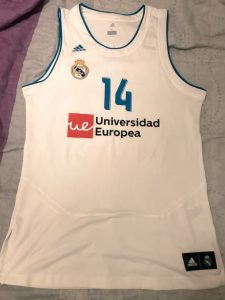 Real Madrid 2017-18 Home jersey