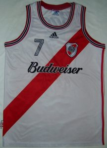 River Plate Unknown Home kit
