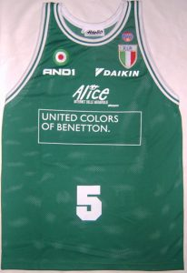 Bennetton Treviso Unknown Home kit