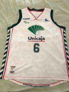 UNICAJA Malaga 2012 – 2013 away kit