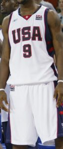 USA  2004 olympic games Home kit