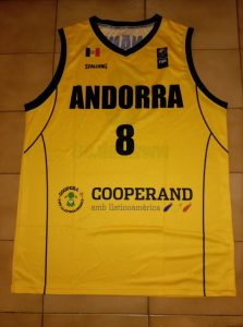 Andorra 2014 Home kit