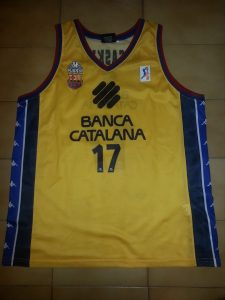Barcelona 1997-98 away kit