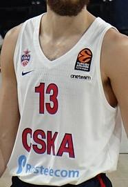 CSKA Moscow 2017-18 away kit