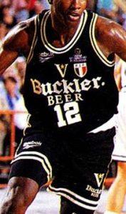 Buckler Bologna 1993-94 away kit