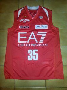 Emporio Armani Milano 2012-13 Home kit