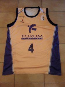 FORUM Valladolid 2005 – 2006 away kit