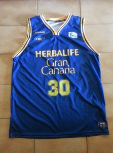 HERBALIFE Gran Canaria2013-14 away kit