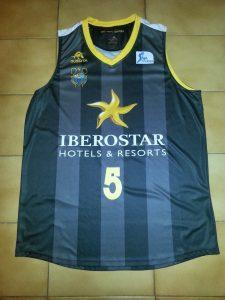 IBEROSTAR TENERIFE 2013-14 Home kit