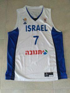 Israel 2017 – 2018 Home kit