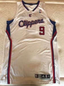 Los Angeles Clippers 2012 – 2013 Home kit