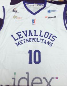 Metropolitans 92 2017 – 2018 Home kit