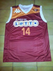 Virtus Roma 2010 – 2011 Home kit
