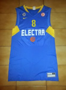 Maccabi Electra Tel Aviv Unknown away kit