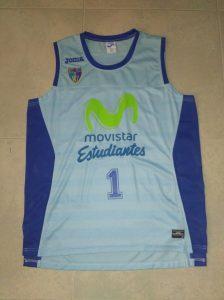 Estudiantes 2016-17 away kit