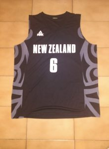 New Zealand Unknown year kit