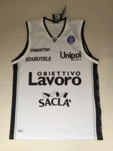 Virtus Obiettivo Laboro Bologna 2015-2016 Home kit