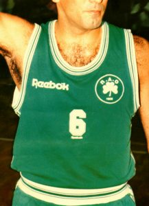 Panathinaikos 1992-93 Home kit