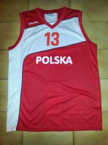 Poland 2011 eurobasket home kit