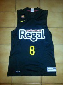 Barcelona 2011-12 away black kit