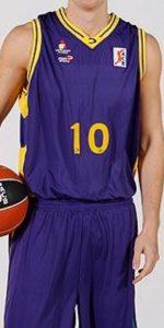 Baloncesto Valladolid 2009-10 Home kit